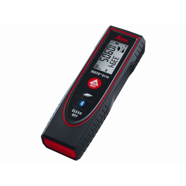 Leica DISTO™ D110 Laser Distance Finder Meter 60m Bluetooth®