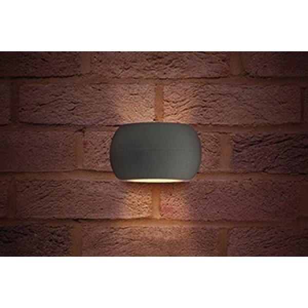 Outdoor LuxStone LED Wall Light 8.5W IP54
