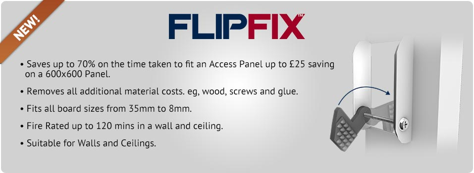 Flipfix Access Panels Sale Banner