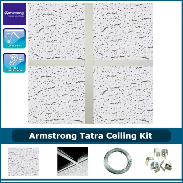 Armstrong Tatra Ceiling Kit