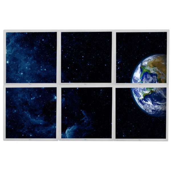 Lumigo - Outer Space Led Panels