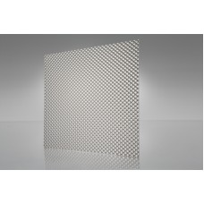 Suspended ceiling prismatic diffusers micro prism prismatic ceiling light diffuser clear 600mm aloadofball Images