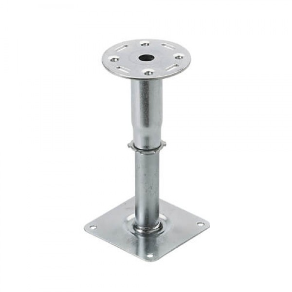 Steel Adjustable Pedestal Support PSA - 200mm - 275mm